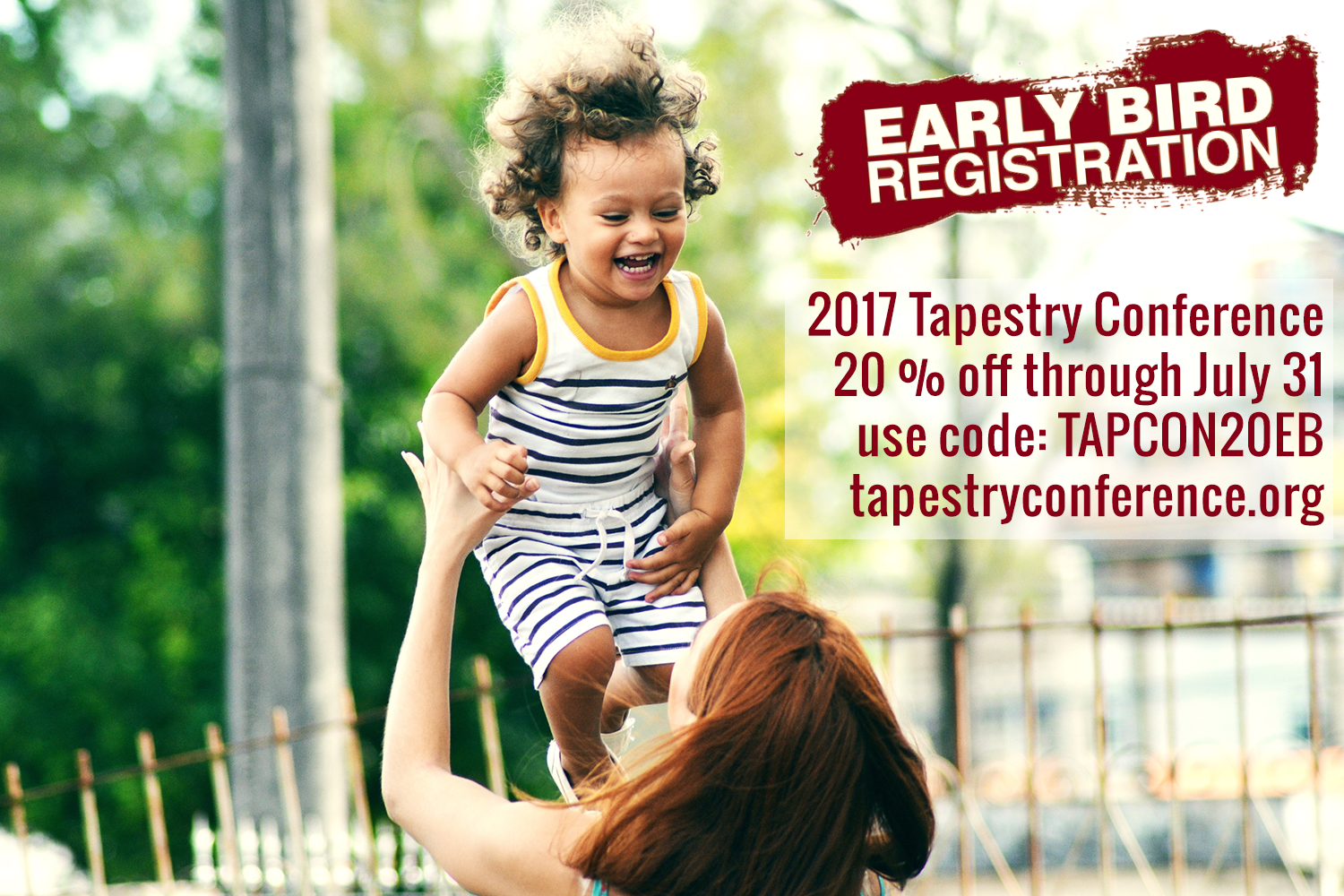 2017 Tapestry Conference